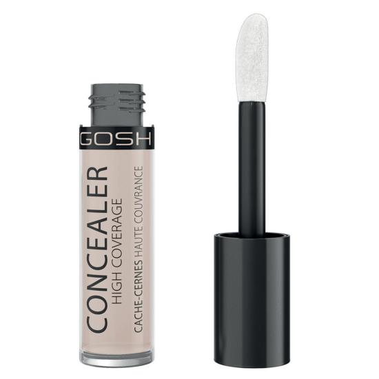 CONCEALER HIGH COVERAGE 6ml<br>Anti-cernes longue tenue