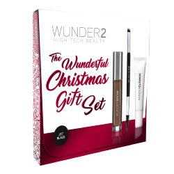 KIT WUNDERBROW  BLACK<br />Gels à Sourcils Waterproof