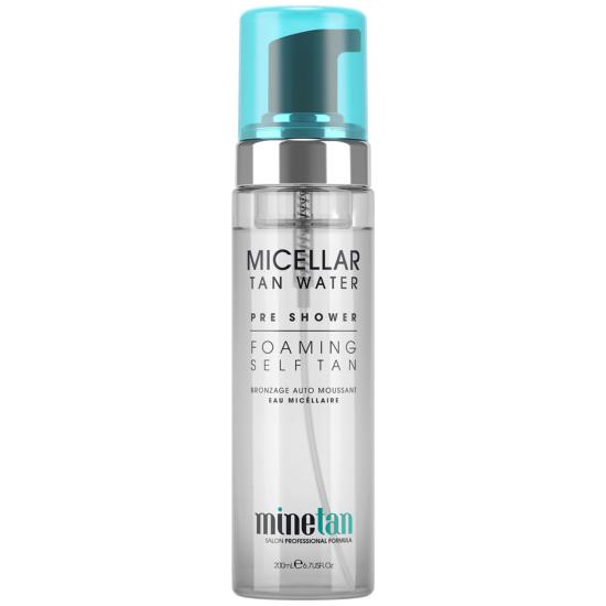MICELLAR TAN WATER PRE-SHOWER<br />Autobronzant avant douche