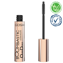 BOOMBASTIC OVERDOSE 13ml<br />Mascara GOSH anti allergies