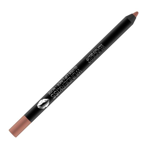 WUNDERKISS LIP LINER<br />Crayon texture gloss, longue tenue