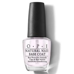 NATURAL NAIL BASE COAT 15ml<br />Protectrice, pour ongles naturels
