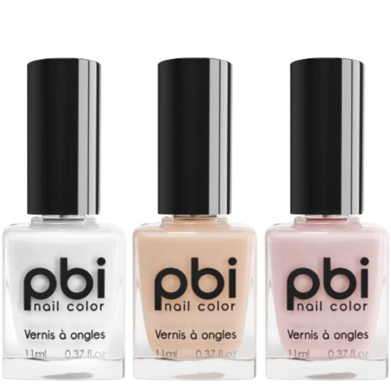 LE KIT FRENCH pbi<br />3 vernis french manucure