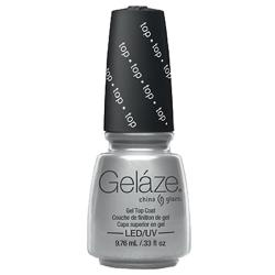 TOP COAT Geláze 9.76ml<br />Finition ultra brillante