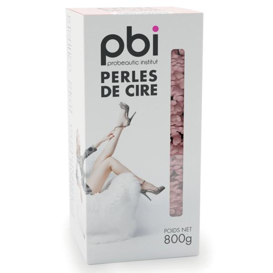 CIRE TRADITIONNELLE ROSE 800g<br />Efficace sur poils épais